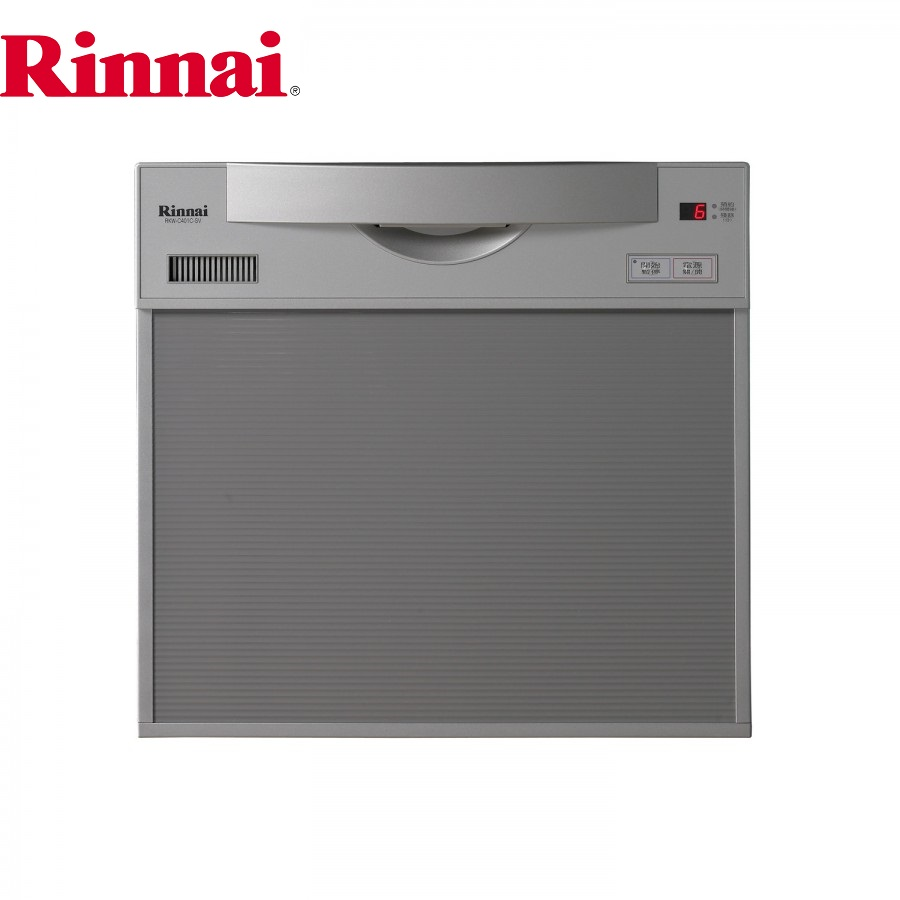 RINNAI林內牌 抽屜式洗碗機 RKW-C401C-SV-TR 日本原裝進口