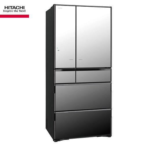 HITACHI日立冰箱 RX670GJ 日本進口旗艦 六門670公升 琉璃鏡
