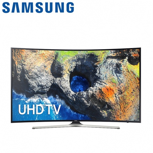 SAMSUNG三星 49吋 UA49MU6300WXZW 4K 黃金曲面液晶電視