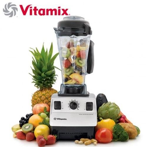 Vita-Mix 全營養調理機 V010161W 精進型(黑 / 白色)