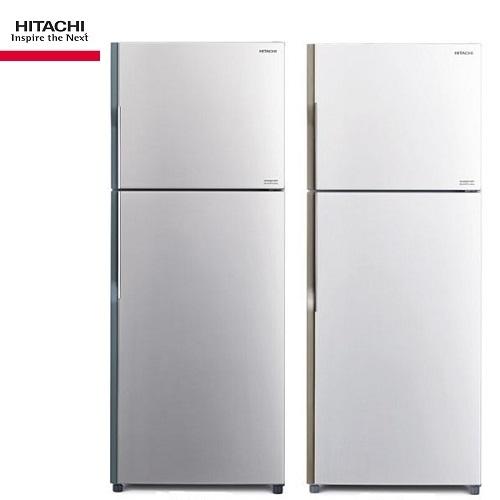 (請來電洽詢最優惠現金價) HITACHI 日立冰箱 RV399 兩門 381公升【優惠價格8/20-9/20】