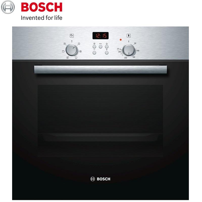 BOSCH 博世 嵌入式烤箱 HBN531E0K 炫風烘烤220V 產地:土耳其 67L