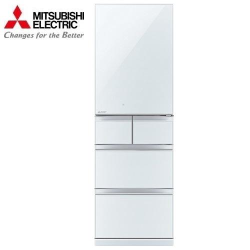 MITSUBISHI 三菱冰箱 MR-B46Z 水晶白 日本原裝 全境面美型電冰箱 455L