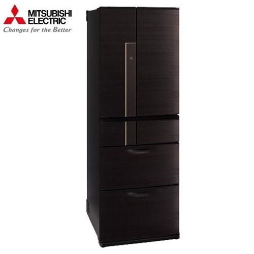 MITSUBISHI 三菱冰箱 MR-JX53X 日本原裝 觸控智慧電冰箱 五門 525L閃耀棕
