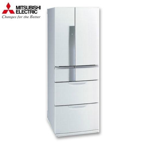 MITSUBISHI 三菱冰箱 MR-JX53X 日本原裝 觸控智慧電冰箱 五門 525L絹絲白