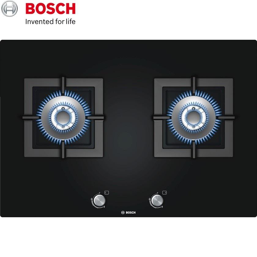 BOSCH 博世 嵌入式 PPU816B1TT 硬質玻璃 二口瓦斯爐220V-產地:西班牙