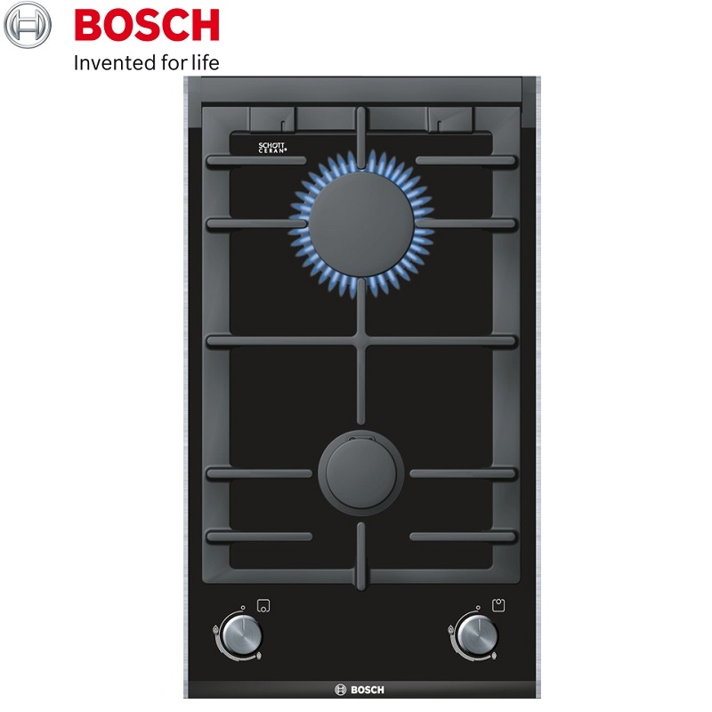 BOSCH 博世 嵌入式 PRB326B70E 陶瓷玻璃 二口瓦斯爐220V-產地:西班牙