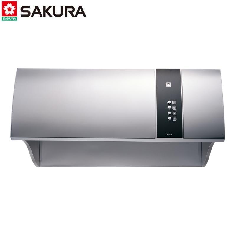 SAKURA櫻花牌 深罩系列排油煙機 R-3550SXL 不鏽鋼90CM