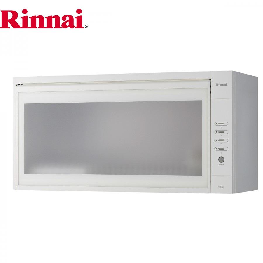 RINNAI林內牌 懸掛式 RKD-390S 臭氧殺菌烘碗機 烤漆白90cm