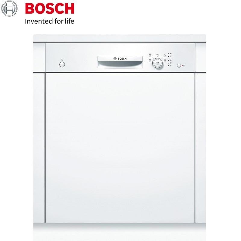 BOSCH 博世 半嵌式洗碗機(須嵌門板) 12人份 SMI53D02TC 產地:土耳其 110V