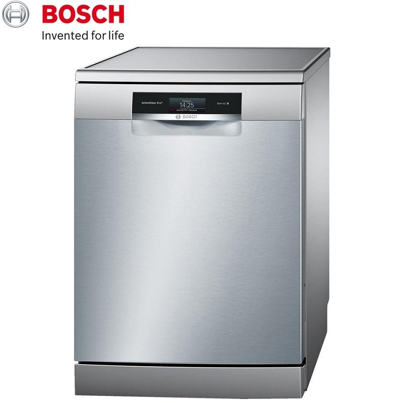 BOSCH 博世 獨立式洗碗機 13人份 SMS88TI01W 沸石烘乾系統 德國原裝進口220V