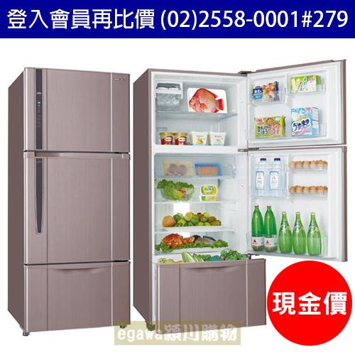 【現金價】三洋SANLUX冰箱 SR-B475CV 變頻 三門 475公升 (台灣三洋經銷商)