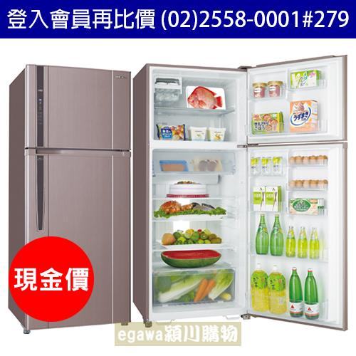 【現金價】三洋SANLUX冰箱 SR-C480BV1 能效1級 變頻 二門 480公升 (台灣三洋經銷商)