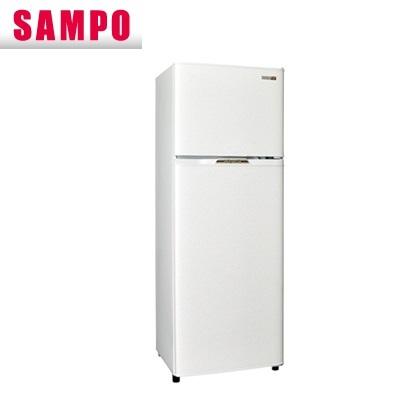 【現金價】聲寶SAMPO冰箱 SR-L25G 二門 250公升 典雅白色