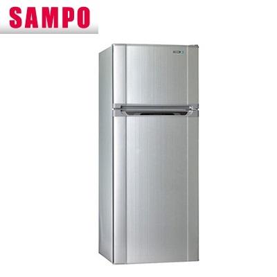 【現金價】聲寶SAMPO冰箱 SR-L34G 二門 340公升 璀璨銀