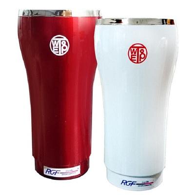 RGF-Inside 空氣淨化器 C100PHI 車用/家用-白色/紅色