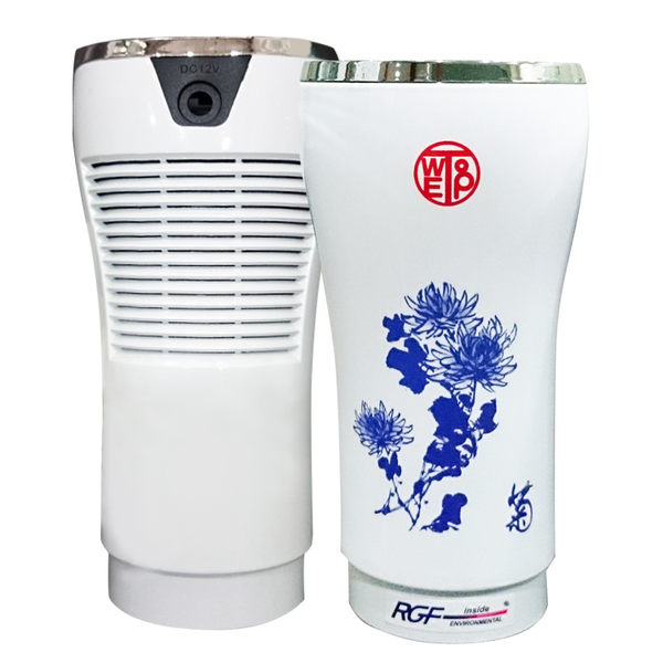 RGF-Inside 空氣淨化器 C200 REME 車用/家用-白色