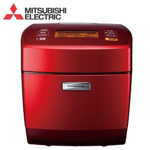 MITSUBISHI 三菱 六人份碳炊釜IH電子鍋 NJ-EV105T 日本原裝進口 寶絢紅
