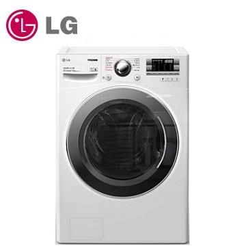 LG 樂金 14KG 滾筒 ( 洗脫烘 ) 洗衣機 F2514DTGW