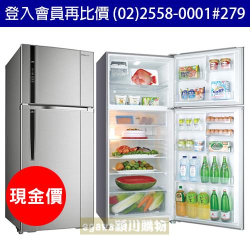 【現金價】三洋SANLUX冰箱 SR-C580BV1 能效1級 變頻 二門 580公升 (台灣三洋經銷商)
