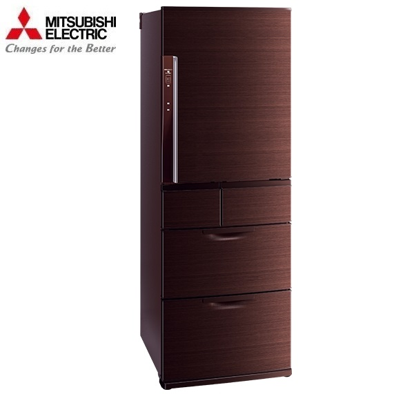 MITSUBISHI 三菱冰箱 MR-BXC53X 變頻電冰箱 日本原裝525L 5門 閃耀宗BR