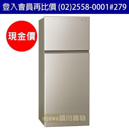 國際牌Panasonic冰箱 NR-B239TV 變頻 二門 232公升 (台灣松下簽約經銷商)
