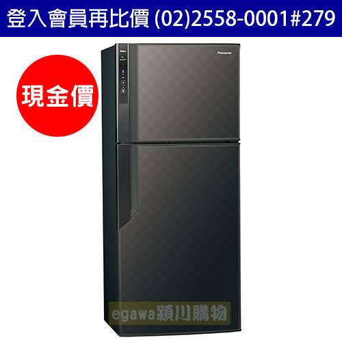 國際牌Panasonic冰箱 NR-B429GV 二門 422公升 變頻 節能新1級 星空黑色 (台灣松下簽約經銷商)