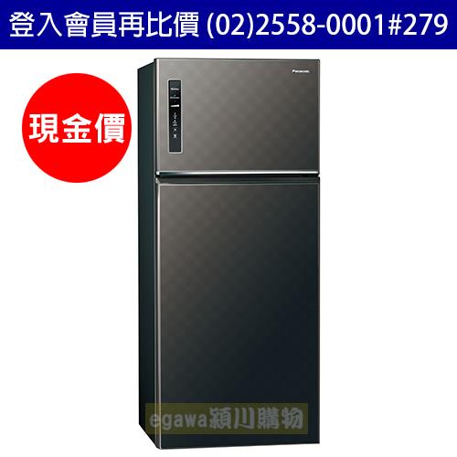 國際牌Panasonic冰箱 NR-B589TV 二門 579公升 變頻 節能新1級 星空黑色 (台灣松下簽約經銷商)