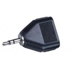 大通 PAVA202 耳機雙倍插頭