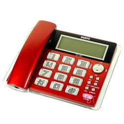 SANYO三洋有線電話機TEL-981