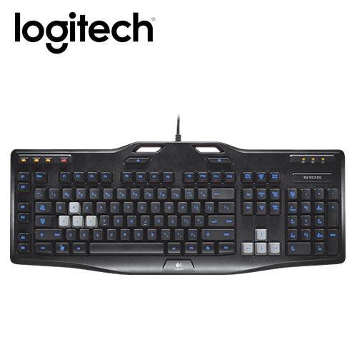Logitech 羅技 遊戲專用鍵盤 G105