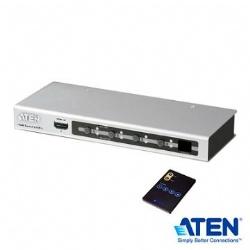 ATEN 4埠HDMI影音切換器VS481A