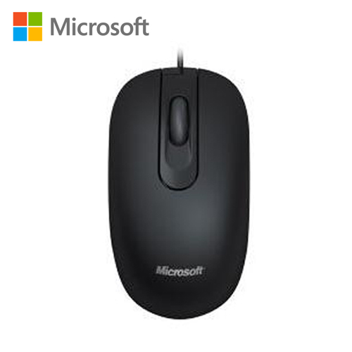 Microsoft 微軟 200 光學滑鼠 黑 USB (環保包裝)