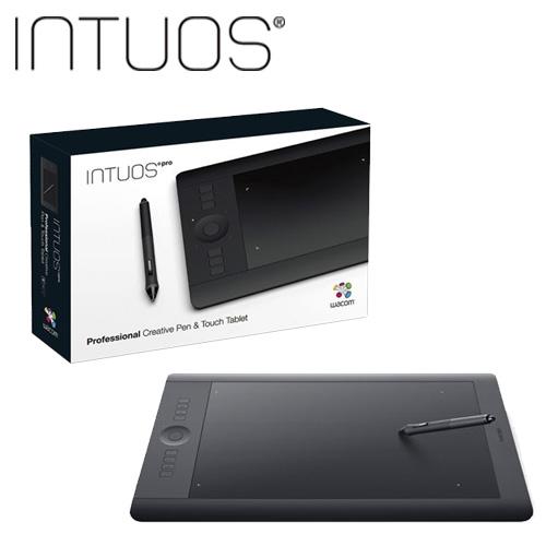 Intuos Pro PTH-851 8*13繪圖板L