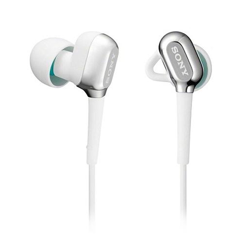 SONY XBA-C10 平衡電樞耳機 白