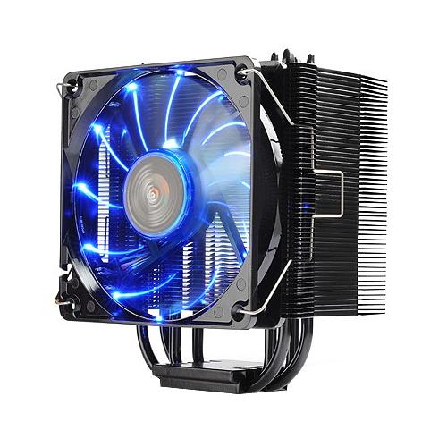 Enermax 保銳 T40 Fit 黑蝙蝠 CPU散熱器(ETS-T40F-BK)