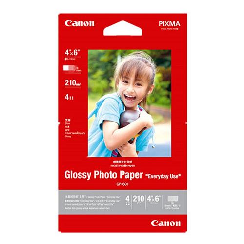 CANON GP-601 4*6 光面相片紙