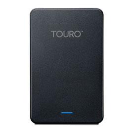 HGST TOURO 1TB 2.5吋外接硬碟U3