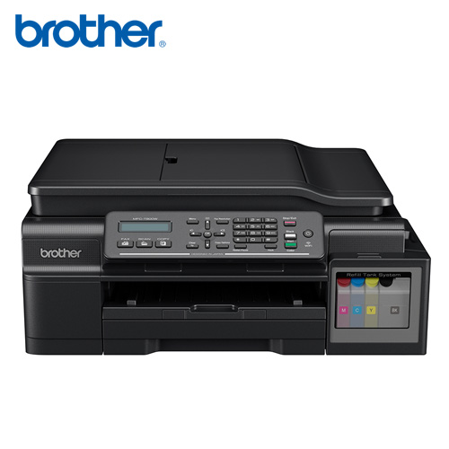 Brother DCP-T800W 連供彩複合機