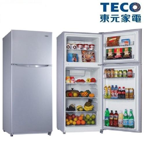 缺 好禮送~【TECO東元】408L雙門定頻冰箱R4151N-網