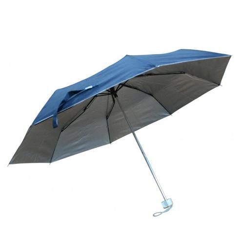 UO1-2102 三折UV晴雨傘【花色隨機】