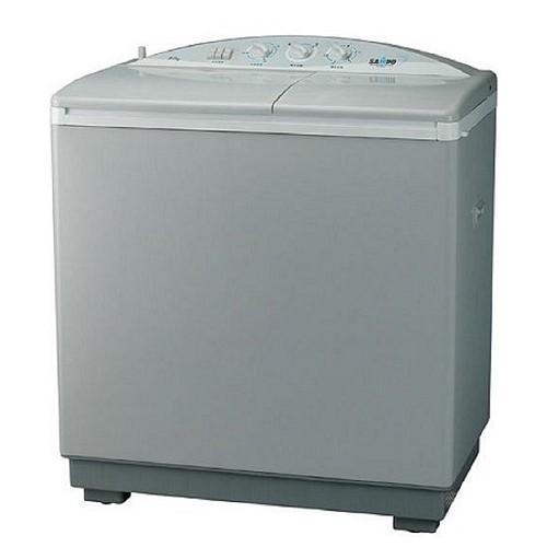 買就送【SAMPO聲寶】9KG雙槽洗衣機ES-900T-