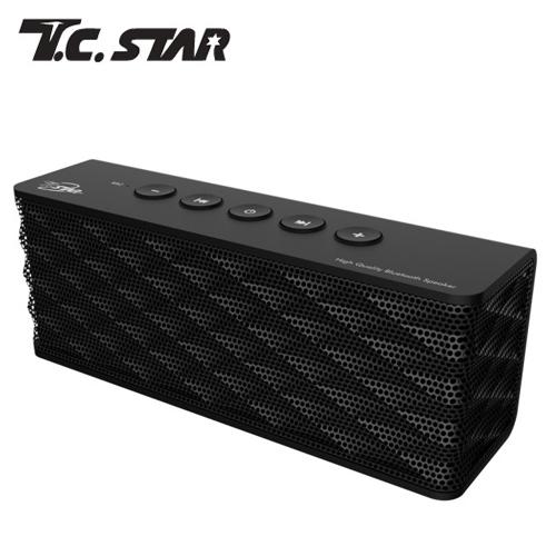 T.C.STAR TCS1000 無線藍芽啦叭 黑色