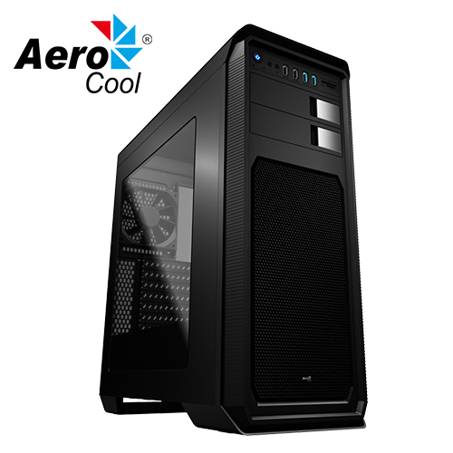 AEROCOOL AERO 800 機殼 黑