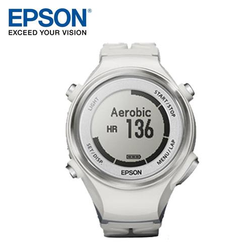 EPSON SF-850 GPS心率運動錶 白