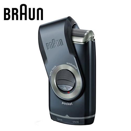 BRAUN 德國百靈 電池式輕便電鬍刀 M30