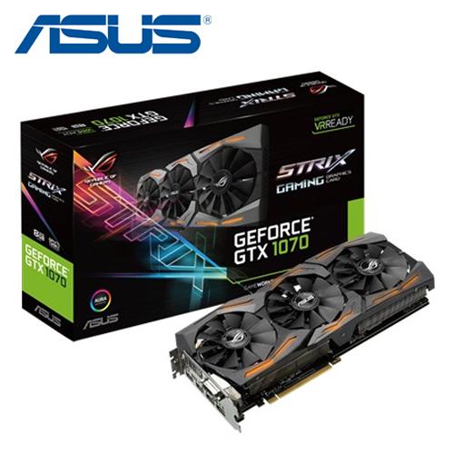 ASUS 華碩 STRIX-GTX1070-8G-GAMING
