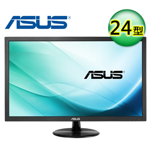 ASUS 華碩 VP247TA 喇叭+廣視角面板