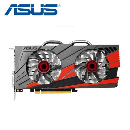 ASUS 華碩 GTX960-DC2OC-4GD5-SI 顯示卡