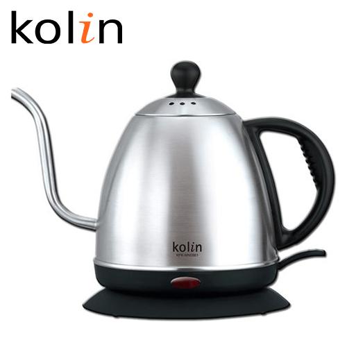 Kolin 歌林 細口不鏽鋼快煮壺 KPK-MN0861